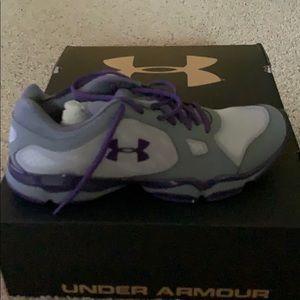 NWT Underarmour sneaker 11.5